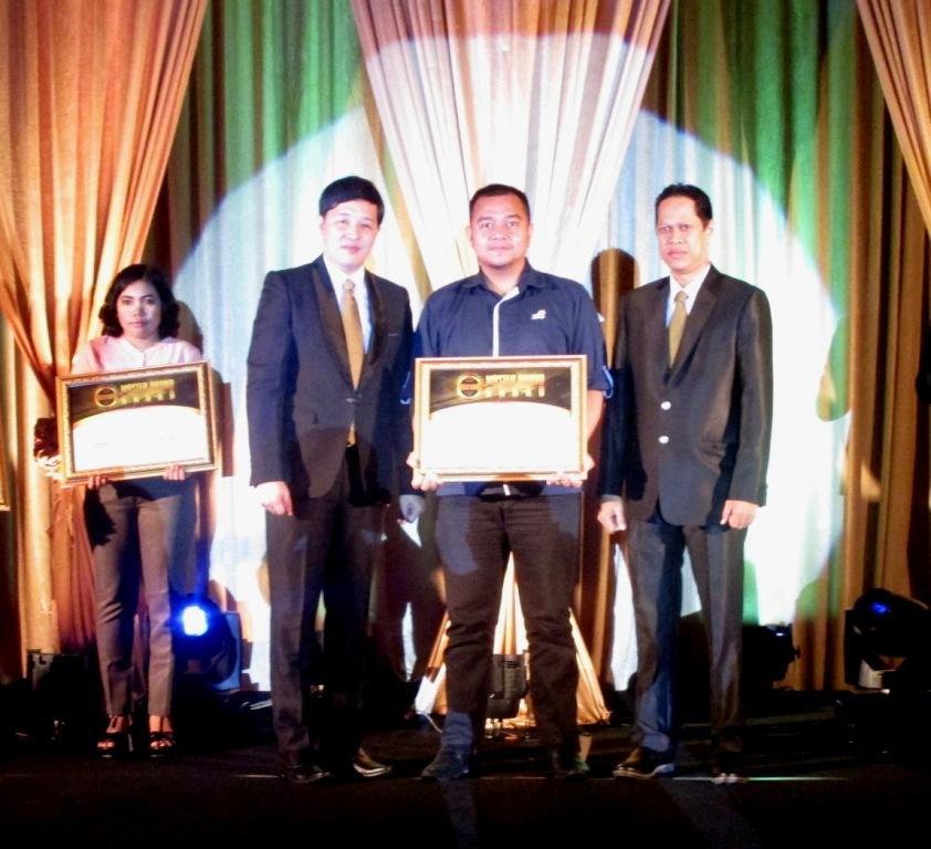 Garda Oto Raih Master Brand Award 2016